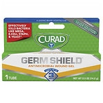 Curad Silver Solution Antimicrobial Silver Wound Gel