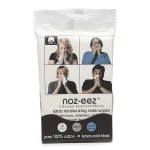 Natural Essentials Noz-eez Adult, Extra Moisturizing Nose Wipes, Lemon Mint