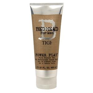 TIGI Bed Head for Men Power Play Firm Finish Gel- 6.76 OZ