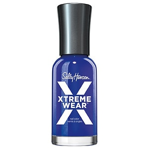 Sally Hansen Hard as Nails Xtreme Wear Nail Color, Pacific Blue- .4 oz
