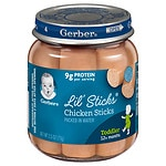 Gerber Graduates for Toddlers Lil' Meals, Chicken Sticks
