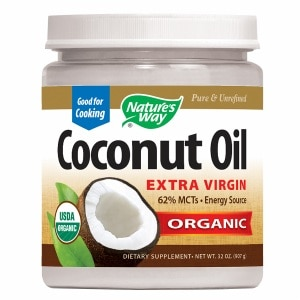 Nature's Way Organic Extra Virgin Coconut Oil, 32 oz