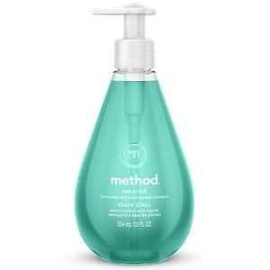 method Gel Hand Wash, Waterfall