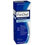 PanOxyl -4 Acne Creamy Wash, 4% Benzoyl Peroxide