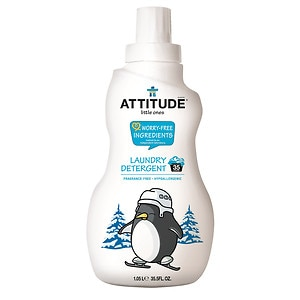 Attitude Baby Laundry Detergent, 35 Loads