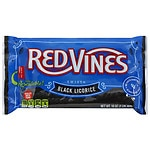 Red Vines Twists, Black Licorice- 16 oz