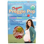 Preggie Pops Organic Morning Sickness Drops- 12 ea