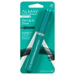Almay One Coat Get Up & Grow One Coat Waterproof Mascara, Black