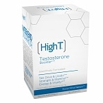 HighT All Natural Testosterone Booster, Capsules