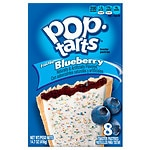Pop Tarts Toaster Pastries, Frosted Blueberry- 8 ea