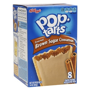 Pop Tarts Toaster Pastries, Frosted Brown Sugar Cinnamon | drugstore ...