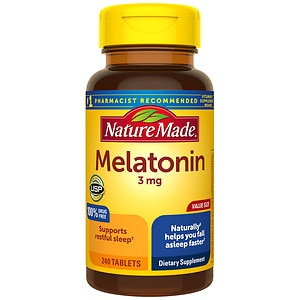 melatonin gnc 3mg