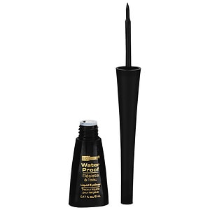 Black Radiance Waterproof Liquid Eyeliner, Black Velvet