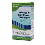 Natural Medicine by King Bio Allergies & Hay Fever