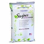 Swipes Lovin Wipes All Natural Flushable Intimate Towelettes, Unscented