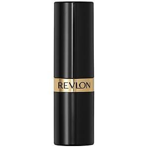 Revlon Super Lustrous - Creme Lipstick, Rum Raisin- .15 oz