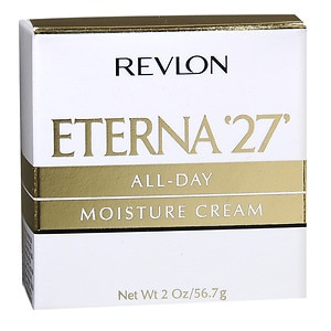 Revlon Eterna '27' All-Day Moisture Cream- 2 oz