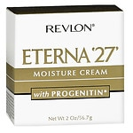 Revlon Eterna '27' Moisture Cream with Progenitin, Jar- 2 oz