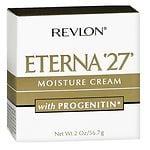 Revlon Eterna '27' Moisture Cream with Progenitin, Jar- 2 oz