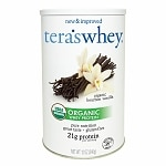 tera's whey Organic Whey Protein, Bourbon Vanilla