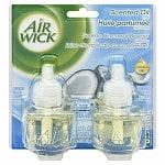 Air Wick Scented Oil Twin Refill, Serene Coconut Breeze- .67 oz