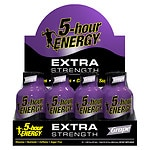 5 Hour Energy Extra Strength Energy Shot, Grape