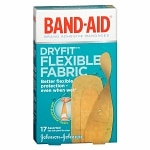 Band-Aid Dryfit Flexible Fabric Bandages