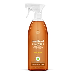 method Wood for Good Daily Clean, Almond- 28 fl oz
