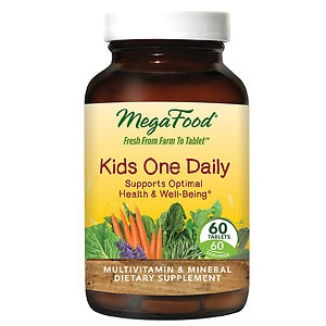 MegaFood Kid's One Daily, Tablets- 60 ea