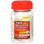 Walgreens Pain Reliever/Fever Reducer Caplets
