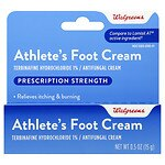 Walgreens Athlete's Foot Antifungal Cream- .5 oz