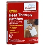 Walgreens Heat Therapy Patches, Neck/Arm/Leg