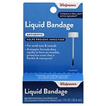 Walgreens Liquid Bandage
