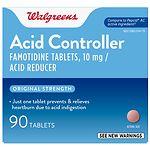 Walgreens Original Strength Acid Controller Tablets- 90 ea