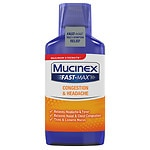 Mucinex Maximum Strength Fast-Max Cold & Sinus, Multi-Symptom