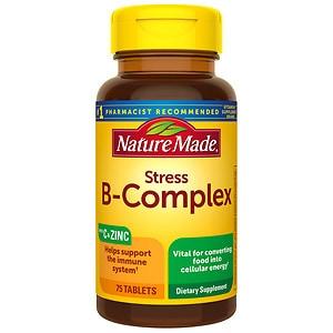 B complex stress