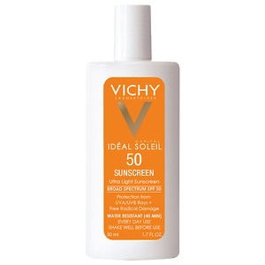 Vichy Laboratoires Capital Soleil SPF 50 Ultra Light Sunscreen Fluid
