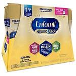Enfamil Premium Infant Formula, Ready to Feed 8 fl oz Bottles
