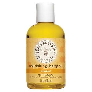 Burt's Bees Baby Bee Baby Oil- 4 oz