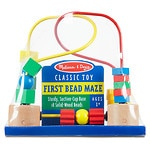 Melissa and Doug First Bead Maze 2+- 1 ea