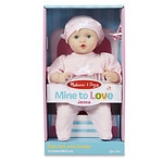 Melissa and Doug Jenna Doll, Ages 3+, 12