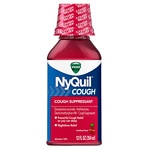 Vicks Nyquil Cough Relief Liquid, Cherry