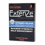 Extenze Maximum Strength Male Enhancement, Gelcaps