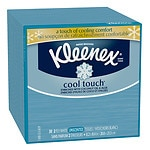 Kleenex Cool Touch Facial Tissue, 50 sheets