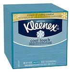 Kleenex Cool Touch Facial Tissue, 50 sheets- 50 ea