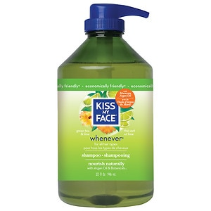 Kiss My Face Whenever Shampoo