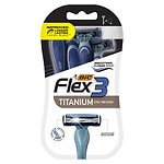 BIC Flex 3 for Men, Disposable Shaver- 4 ea