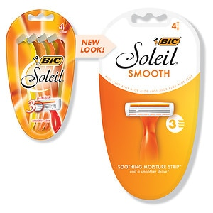 BIC Soleil Original for Women, Disposable Shaver&nbsp;