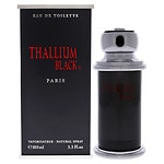 Thallium Black by Jacques Evard Eau de Toilette Spray for Men- 3.3 oz