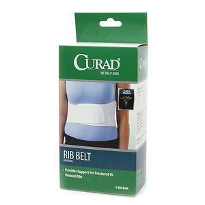 Curad Rib Belt, Universal, 28-50 Inches- 1 ea